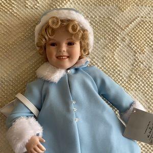 Danbury Mint. Porcelain Doll By Elks Hutchens